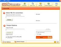 123PDFConverter PDF To Word Converter