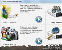 Memory Card Data Recovery screenshot medium
