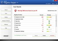 Simnet Registry Repair 2011