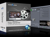 mediAvatar Video Converter for Mac