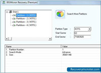 Professional Data Recovery Software