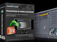 mediAvatar PPT to Video Converter Pro