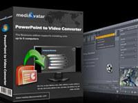 mediAvatar PPT to Video Converter Pro