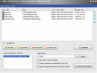 Okdo PowerPoint to Swf Converter