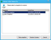 Keriver 1-Click Restore Pro