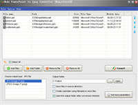 Okdo PowerPoint to Jpeg Converter