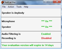 SoliCall Pro screenshot medium