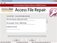 MS Access Repair Utility