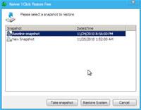 Keriver 1-Click Restore Free