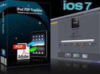 mediAvatar iPad PDF Transfer for Mac