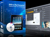 mediAvatar DVD to iPad Converter for Mac