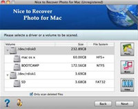 Nice to Recover Photo for Mac