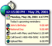DS Clock (64-bit) screenshot medium