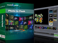 mediAvatar Photo to Flash screenshot medium
