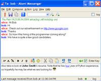 Akeni Secure Instant Messaging - Expert