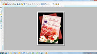 Greeting Card Maker Software screenshot medium