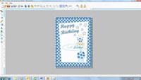 Print Birthday Card
