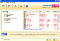 Formatted Pen Drive Data Recovery screenshot medium