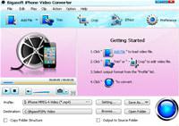 Bigasoft iPhone Video Converter