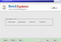 BatchUpdater for Outlook