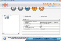 Pen Drive Recovery Data
