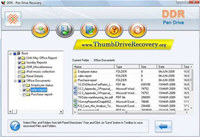 Thumb Drive Recovery
