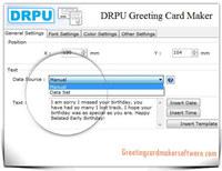 Making a Greeting Card