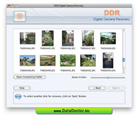 Digital Camera Recovery Software for Mac