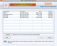 Data Recovery USB Mac