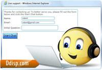 Online Web Chat