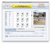Memory Card Recovery Mac