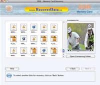 CF Card Recovery Mac