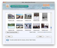 Cell Phone Mac Recover File