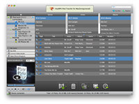 AnyMP4 iPod Transfer for Mac screenshot medium