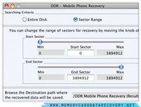Mobile Phone File Recover for Mac