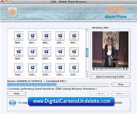Mobile Phone Mac Files Recover screenshot medium