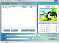 Nidesoft Palm Video Converter