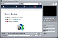 Odin Blu Ray DVD to 3GP Ripper