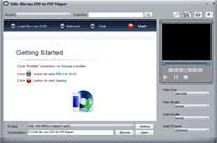 Odin Blu Ray DVD to PSP Ripper