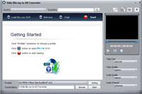 Odin Blu Ray to AVI Converter screenshot medium