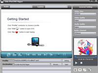 Odin iPod DVD Ripper screenshot medium