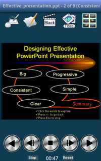 ShowDirector PowerPoint Remote Control screenshot medium