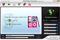 BlazeVideo iPod Video Converter