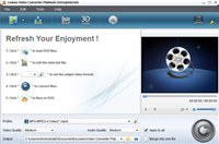 Leawo Video Converter Platinum