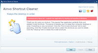 Ainvo Shortcut Cleaner