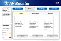AV Booster Antivirus Protection 2012