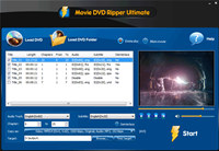 Movie DVD Ripper Ultimate screenshot medium