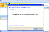 SharePoint Document Recovery
