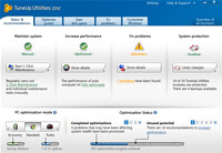 TuneUp Utilities 2012 screenshot medium