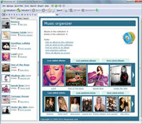 Musicnizer screenshot medium